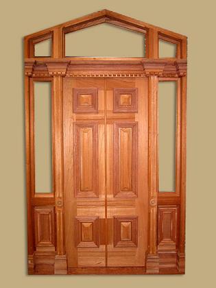 Windows - Wooden Listing